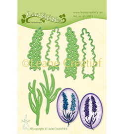 455893 Cutting & embossing Lavendel