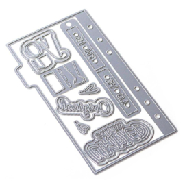 EC1766 Elizabeth Craft Metal Die Sidekick Essentials 2