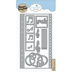 EC1654 Elizabeth Craft Metal Die Planner Essentials 10