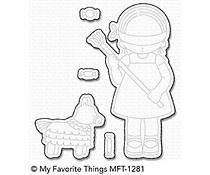MFT-1281 My Favorite Things Birthday Piñata Die-Namics