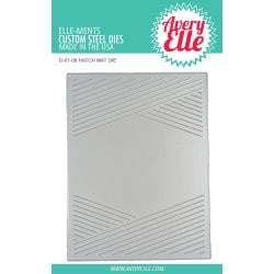 038860 Elle-Ments Dies Hatch Mat