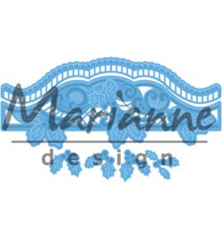 LR0488 Marianne Design Creatables Petra's Christmas border