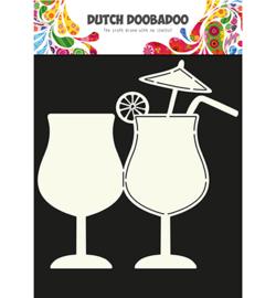 470.713.634 Dutch DooBaDoo Card Art Cocktail