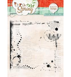 STAMPSS287 StudioLight Stempel  So Spring, Nr. 287