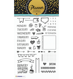 STAMPPJ01 StudioLight Planner Journal nr.01