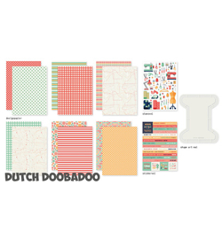 472.100.004 Dutch DooBaDoo Crafty kit One More Stitch