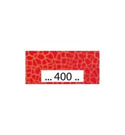 112540040    Mikro Facetten-Lack - Rot