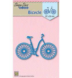 SDB004 Shape Dies Bicycle