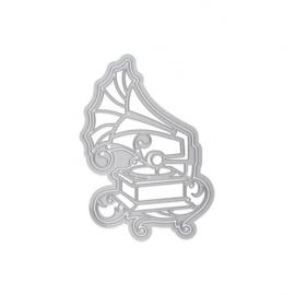2043E Tonic Studios Rococo music gramophone melody