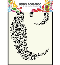 470.990.002 Dutch DooBaDoo Dutch Mask Art Bubbles