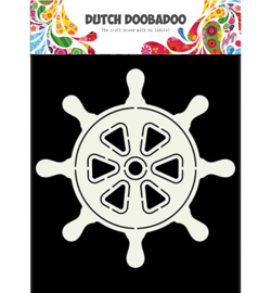 470.713.687 Dutch Card Art Card Steering Wheel Ship