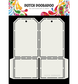 470.713.715 Dutch DooBaDoo Card art Tag