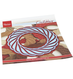 LR0691 Marianne Design Creatables  Wicker Wreath