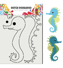 470.713.848 Dutch DooBaDoo Card Art Built up Zeepaard