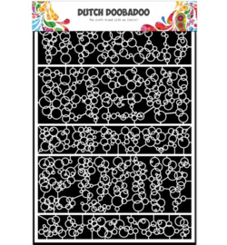 472.948.047 Dutch DooBaDoo Dutch Paper Art Bubbles