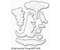 MFT-1318  My Favorite Things Die  Aussie Animals