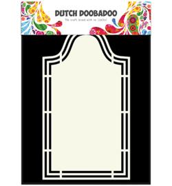 470.713.157 Dutch DooBaDoo Shape Art Label 5