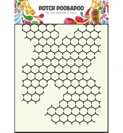 470715001 Dutch Doobadoo - Mask Art Stencils  Chicken Wire