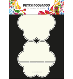 470.713.664 Dutch DooBaDoo Card Art Easel Flower