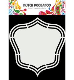 470.713.209 Dutch DooBaDoo Shape Art Wilma