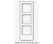 MFT-1509 My Favorite Things Photo Booth Strip Die-namics