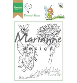 HT1645 Marianne Design Hetty's Flower Fairy