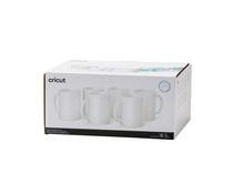 2008944 Cricut Ceramic Mug White 440ml (6pcs)
