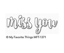 MFT-1371 My Favorite Things Miss You Die-Namics