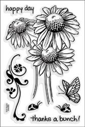 477330 Stampendous Clear Stamps Daisy Thanks