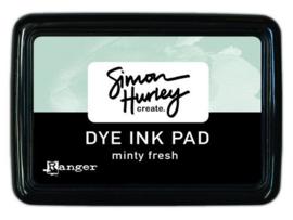 HUP69386  Ranger Simon Hurley Dye Ink Pad Minty Fresh