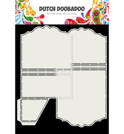 470.713.776 Dutch DooBaDoo Mini Album met pocket