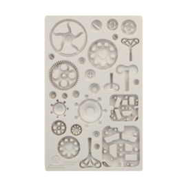 966621 Prima Marketing Mould mechanica 5x8""