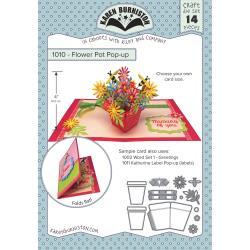 KBR1010 Karen Burniston Dies Flowerpot Pop-Up