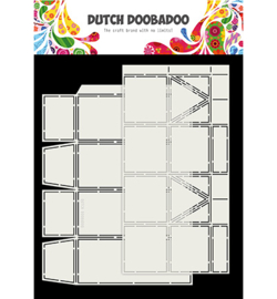 470.713.065 Dutch DooBaDoo Dutch Box Art Milk carton