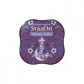 SZM-12 Tsukineko Stazon Midi Ink Pad Vibrant Violet