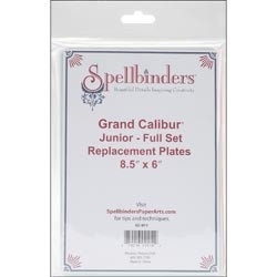 "GC-014 Spellbinders Grand Calibur Junior Base Plate A 8.5""X6"""