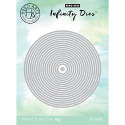 247763 Hero Arts Infinity Dies Circle