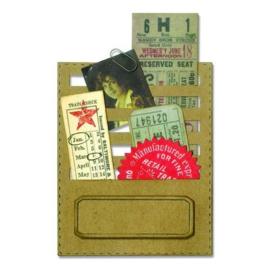 662697 Sizzix Thinlits Die Stitched Slots
