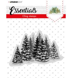 CLINGSL02 Cling Stamp Essentials, Christmas, nr.02