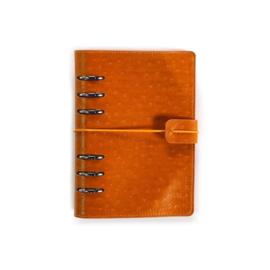 P017 Elizabeth Craft Sidekick Personal Planner Ochre