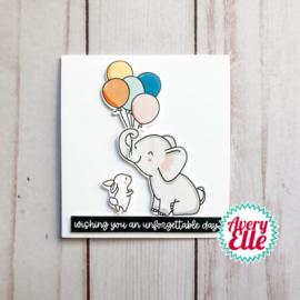 647286 Elle-Ments Dies Elephantastic