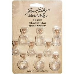 TH93201 Idea-Ology Tiny Vials 9/Pkg