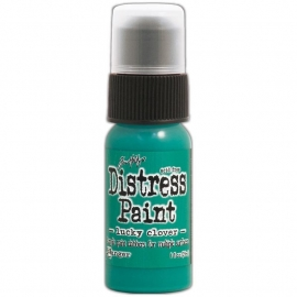 529743 Distress Paint November-Lucky Clover 1oz Bottle
