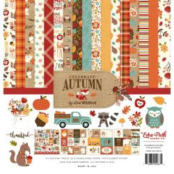 "260497 Echo Park Collection Kit Celebrate Autumn 12""X12"""