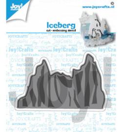 6002/1418 Joy!Crafts Cutting & embossing Ijsberg