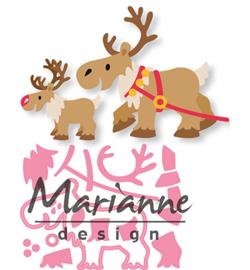COL1461 Collectables Eline's Reindeer