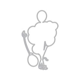 659556 Hero Arts Frame Cut Dies Bunch Of Balloons