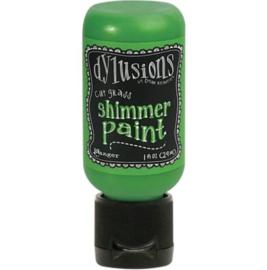 DYU 74403 Dylusions Shimmer Paint Cut Glass 1oz