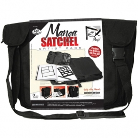 422688 Satchel Artist Pack Manga