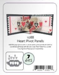 KBR1088 Karen Burniston Dies Heart Pivot Panels